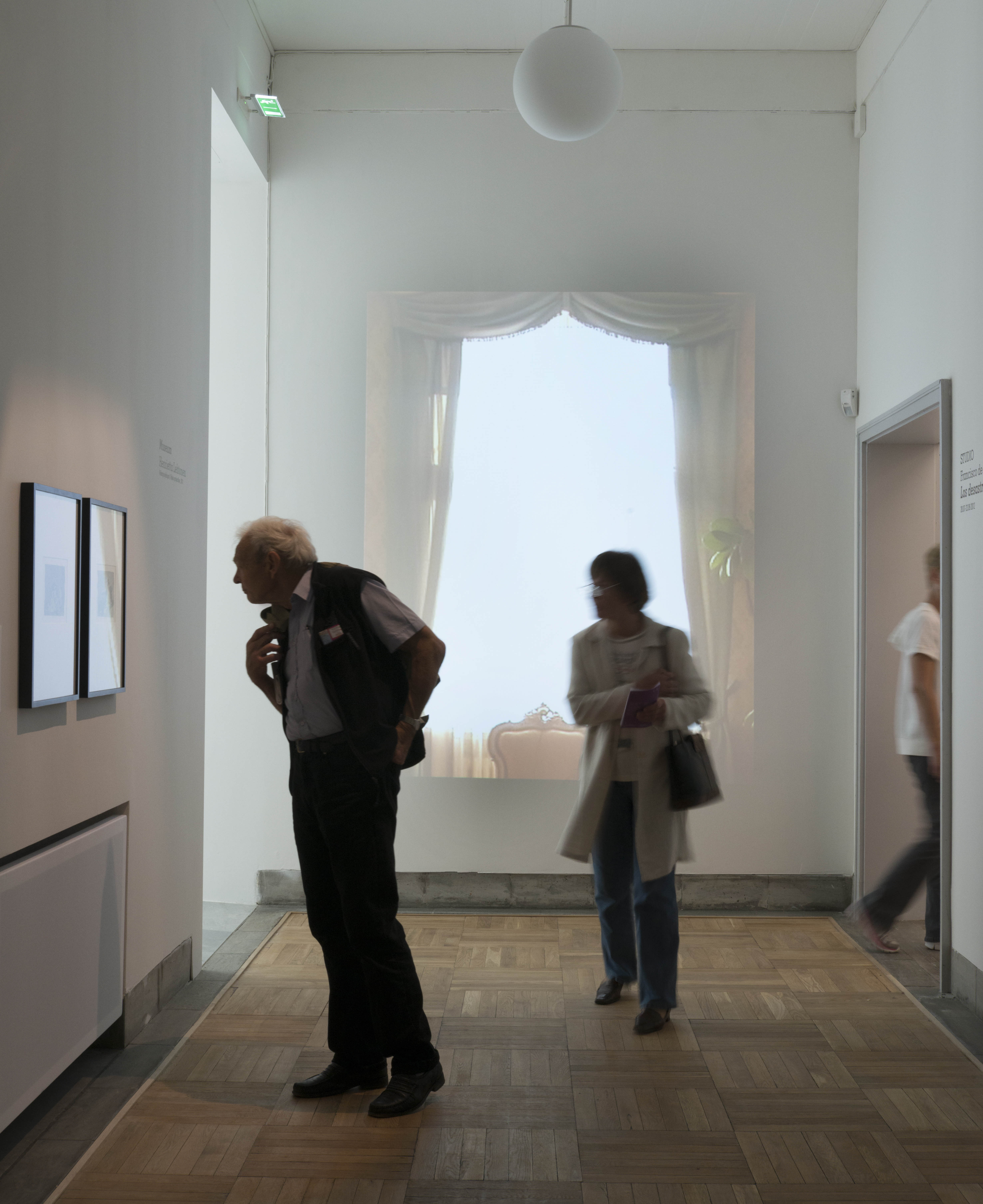 Window, Trondheim Kunstmuseum 2012