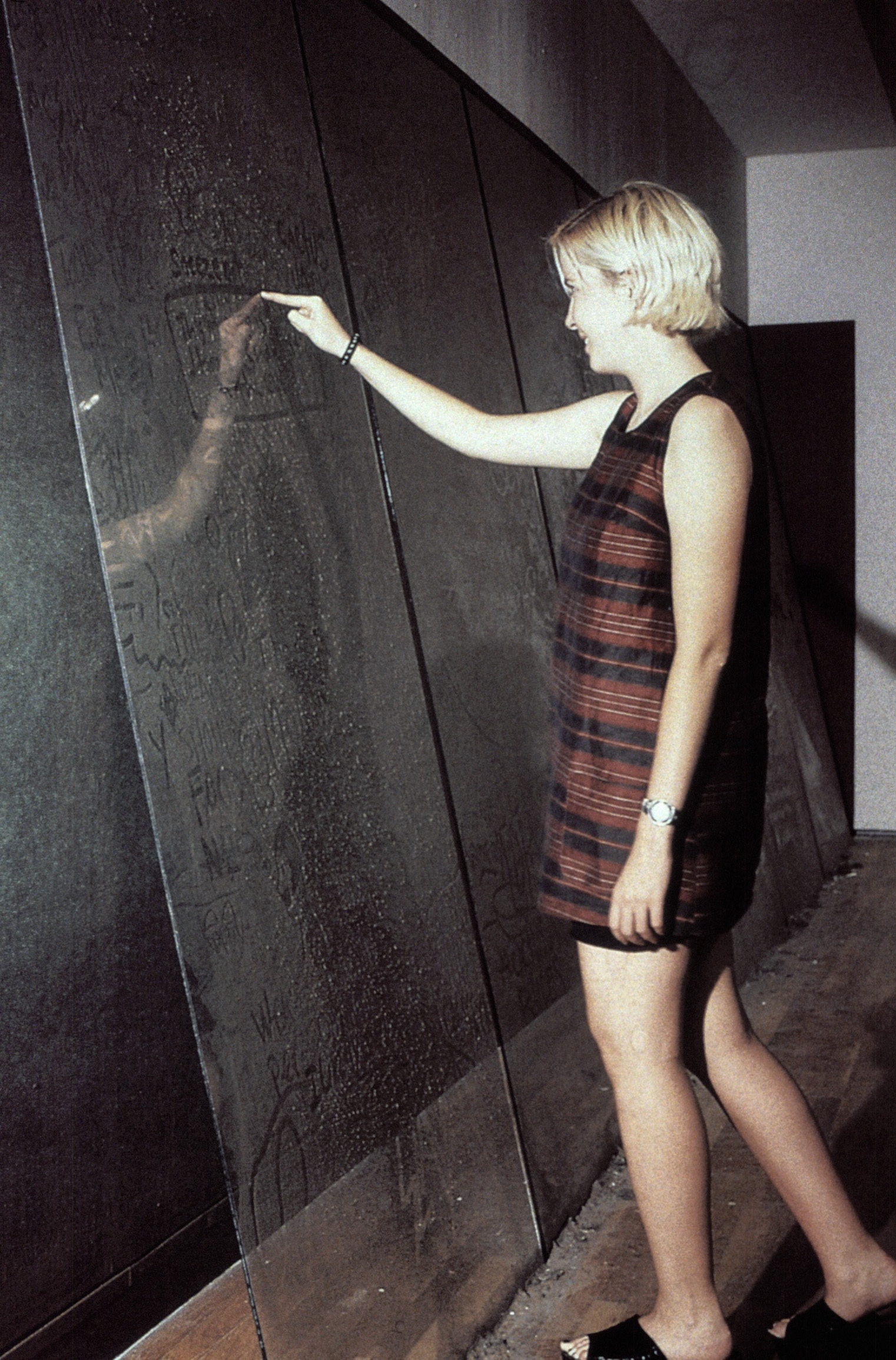 Dust Board, Institute of Contemporary Art / Boston 1997